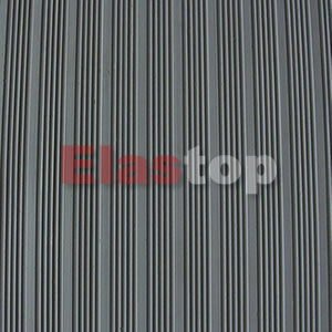 Fine + Wide Ribbed Rubber Sheet