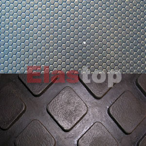 Hexagon Rubber Sheet