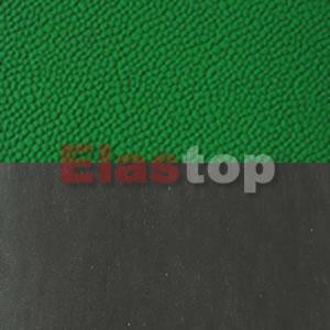 Green Horse Rubber Mat